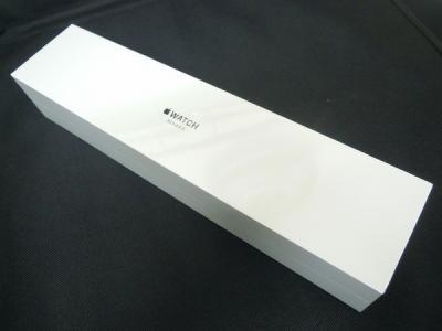 Apple Watch Series 3 GPSモデル 42mm MQL02J/A フォッグスポーツバンド