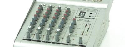 CLASSIC PRO PM602FX パワードミキサー 音響 PA システム