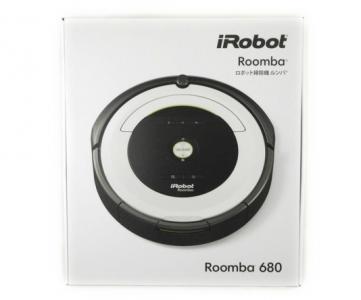 iRobot アイロボット Roomba ルンバ 680 ロボット掃除機