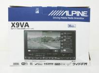 ALPINE アルパイン ビッグX プレミアム X9VA-SE 9型 セレナ専用 WXGA カーナビの買取