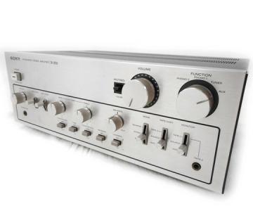 SONY ソニー プリメインアンプ INTEGRATED STEREO AMPLIFIER TA-3650