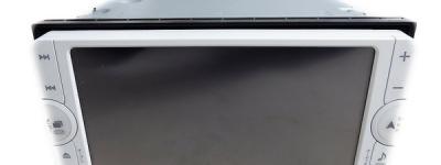平台 トヨタ 純正 NSCP-W62 NVF-0028ZT カーナビ 7型