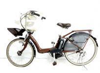 YAMAHA 子供乗せ 電動自転車 PAS リトルモア リチウム PC26大型の買取