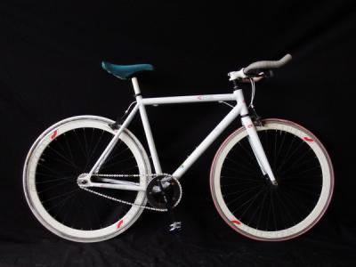 cinelli チネリ BOOTLEG MYSTIC RATS オンブレーキ ピストバイク ブレーキ装着品 自転車 ホワイト