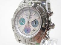 BREITLING ブライトリング クロノマット01 リミテッド 日本限定300本 A011AJLPA AB0110 メンズ 腕時計 シェル文字盤
