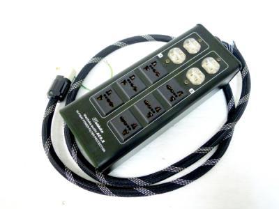 Weiduka AC8.8 電源 タップ 10口 液晶付 高級 オーディオ 専用 家電
