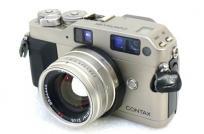CONTAX コンタックス G1 Planar 2/45 T 一眼レフ フィルムカメラ