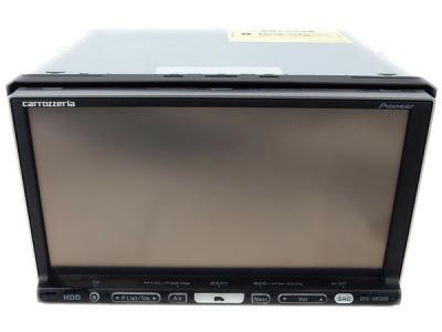 Pioneer パイオニア carrozzeria 楽ナビ AVIC-HRZ088 HDDナビ 7型