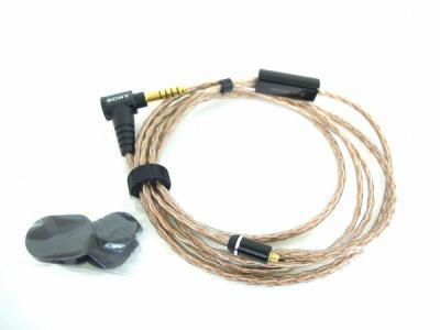 SONY ヘッドホン ケーブル MUC-M12SB1 1.2 m 4ft オーディオ
