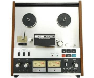 TEAC A-4300 オープンリールデッキ ティアック