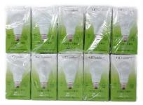 ヤーデン イージーZランプ ZL06WE26-AO LED 照明 60W E26口金 5.6W 45LX 10個セット