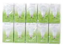 ヤーデン ージーZランプ ZL06WE26-AO LED 照明 60W E26口金 5.6W 45LX 10個セット
