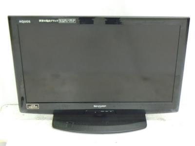 SHARP シャープ AQUOS LC-26V5-B 液晶テレビ 26型 ブラック