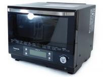 Panasonic パナソニック スチーム オーブンレンジ NE-BS803-K 17年製 ブラック
