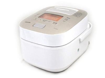 TOSHIBA 東芝 真空圧力IHジャー炊飯器 RC-10VXK(W) グランホワイト