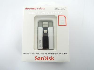 SanDisk iXpand 64GB フラッシュドライブ