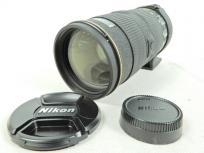 Nikon ED AF-S NIKKOR 80-200mm 1:2.8D レンズ カメラ