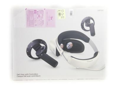 Dell Visor with Controllers VRP100 ヘッドマウントディスプレイ Microsoft Mixed Reality 対応HMD +コントローラ