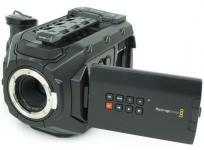Blackmagicdesign Blackmagic URSA Mini 4K EF カメラ 4K対応