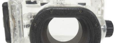 Canon WP-DC51 ウォータープルーフケース コンデジ用 アクセサリー カメラ