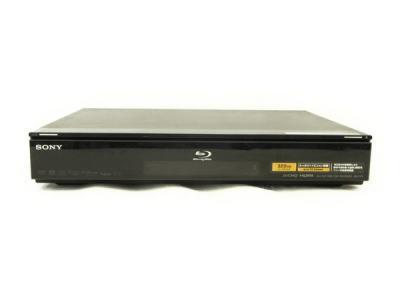 SONY ソニー BDZ-T55 BD ブルーレイ レコーダー 320GB ブラック