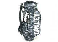 OAKLEY オークリー BG GOLF BAG 11.0 921141JP-00G キャディバック 47インチ対応 9.5型 ブラックプリント