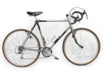 TOEI ランドナー SORA/DEORE 650A ビンテージ 自転車 ロードバイクの買取