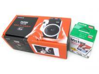 FIJIFILM instax mini90 NEO CLASSIC チェキ カメラ ブラック フィルム付