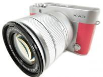 富士フィルム X-A3 ピンク ミラーレス一眼 カメラ レンズキット