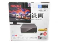 BUFFALO バッファロー ドライブステーション HD-LC1.0U3-BKE 1TB 外付けHDD 家電