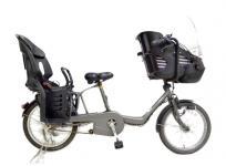 Panasonic ギュット・ミニ BE-ENMD036 電動自転車 シート付大型の買取