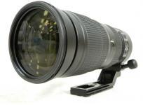 Nikon AF-S NIKKOR 200-500mm f/5.6E ED VR 望遠 レンズ カメラ