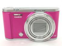CASIO EXLIM EX-ZR3200 ビビッドピンク コンパクト デジタルカメラ