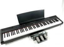 YAMAHA ヤマハ P-115B 電子ピアノ キーボード 88鍵盤