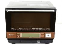 Panasonic パナソニック NE-W305-K 電子 オーブンレンジ 30L 3つ星 ビストロ スチーム オーブンレンジ 大型