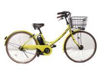 Panasonic パナソニック BE-ELGL63G 電動自転車 アシスト車 26型 26インチ 内装3段変速 グリッター大型の買取