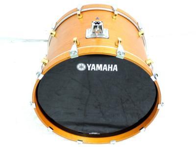 YAMAHA MAPLE CUSTOM MBD1322JP バスドラム 22インチ大型