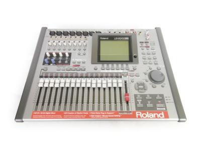Roland VS-2000CD MTR マルチトラックレコーダー ハード ディスク レコーダー レコーディング 録音機器