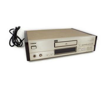 SONY ソニー CDP-777ESA コンパクトディスクプレーヤー 音響 オーディオ CDプレーヤー