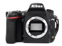 Nikon ニコン D750 一眼レフ カメラ ボディ デジタル カメラ