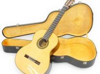 Aria アリア A-100S クラシックギター ハードケース有の買取