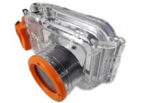 CASIO EWC-55 EXLIM エクシリム 専用 防水ケース カメラ