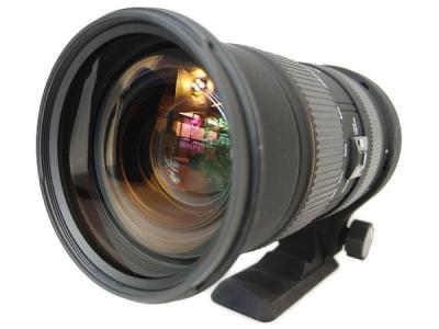 SIGMA 50-500mm 4-6.3 APO EX DG HSM ソニー用 超望遠 ズームレンズ フルサイズ対応