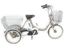 YAMAHA ヤマハ PAS PT16 電動アシスト 三輪車 自転車 大型の買取
