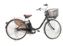 Panasonic ビビ・ EX 電動 アシスト 自転車 BE-ELE632-T2 3段変速 16Ah 大型の買取