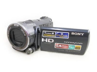SONY HDR-CX550V ハンディカム デジタル HD ビデオ カメラ レコーダー