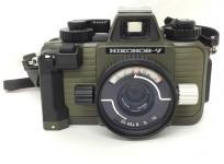Nikon NIKONOS-V 水中カメラ フィルム 一眼 グリーン 本体のみ