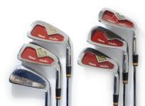 mario valentino golf clubs 8 irons ゴルフクラブ アイアン 6本 セット