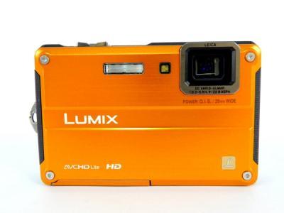 パナソニック LUMIX FT2 サンライズオレンジ DMC-FT2-D
