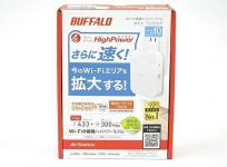 BUFFALO Wi-Fi 中継機 エアステーション WEX-733DHP windows Mac WPS